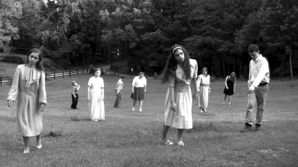 fotograma del filme original de George Romero Night of the Living Dead de 1968