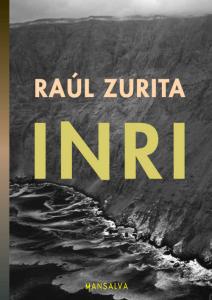 Portada-de-INRI-de-Raul-Zurita-por-Editorial-Mansalva